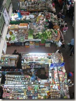 Chiang Mia local market