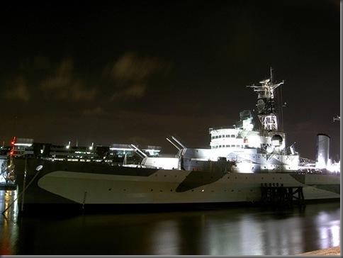 HMS Belfast (by s3k)
