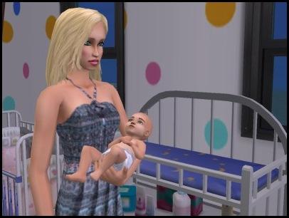 Baby Fredrick