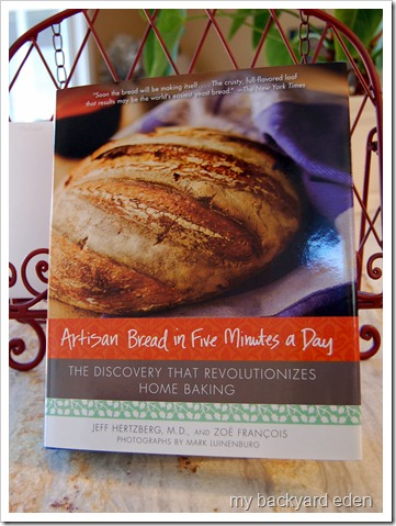 Artisan Bread Book