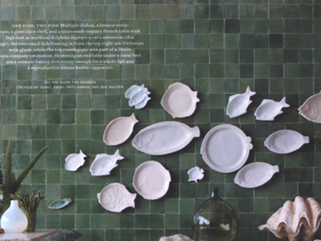 Plate Wall via Design Scouting
