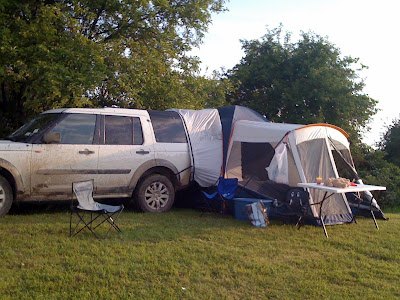 As promised & Newest MOD - SUV tent SPORTZ 83000 | Land Rover and Range Rover Forums
