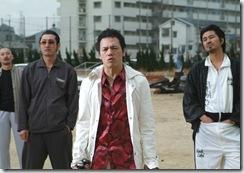 Ken Katagiri e os yakuza
