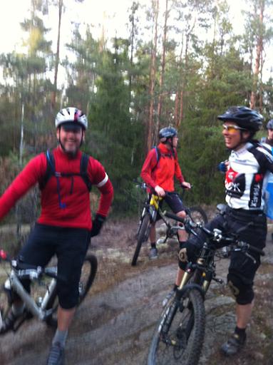 Cykloteket träning