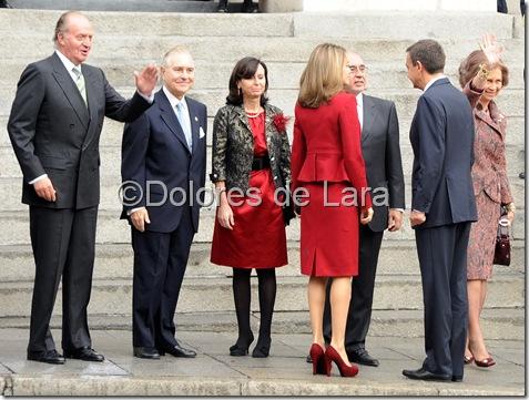 Acto conmemorativo por los 30 años de la Constitución Española
