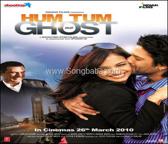 hum tum or ghost (2010), download songs, harshad varsi, diya mirza , boman irani