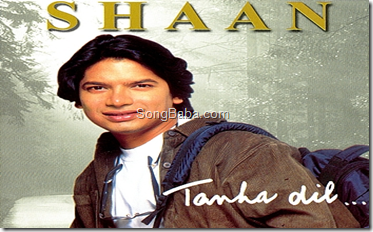 Tanha Dil by Shaan, Pop song Album