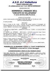 VOLANTINO villapaiera 2011_1_01