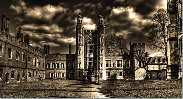 The King's College of Our Lady of Eton beside Windsor