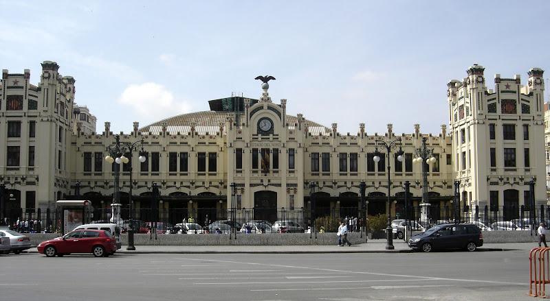 недвижимость в Испании, Валенсия Северный вокзал