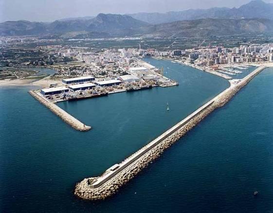 недвижимость в Испании, порт Гандии