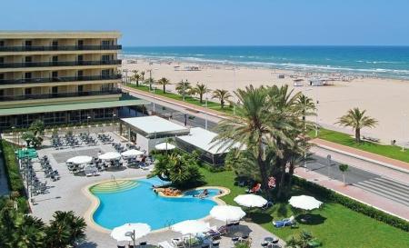 недвижимость в Испании, пляж Гандии