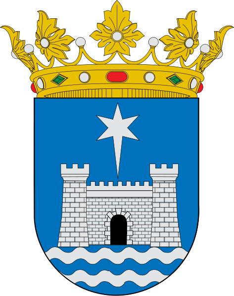 Недвижимость в Испании, герб Гандии