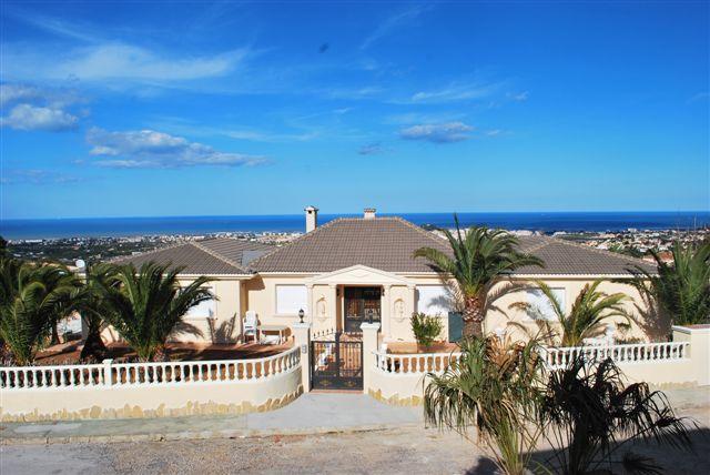 недвижимость в Испании, дом в Испании