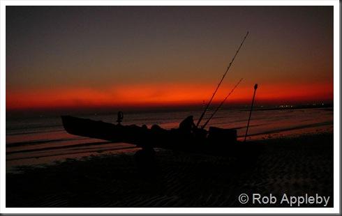 micro sunset