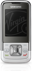 Samsung m330 cell phone from Virgin
