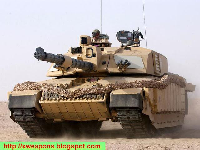 دبابة تشالنجر 2 Tank_challenger