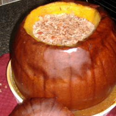 Dinner in a Pumpkin I