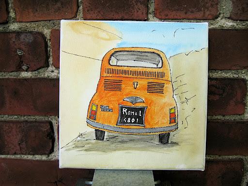 Fiat painting
