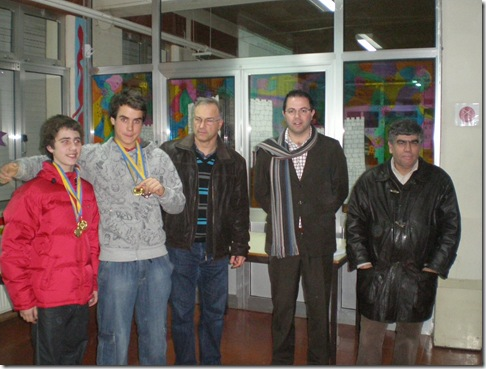 erdx gil-vicente - torneio de natal 2009