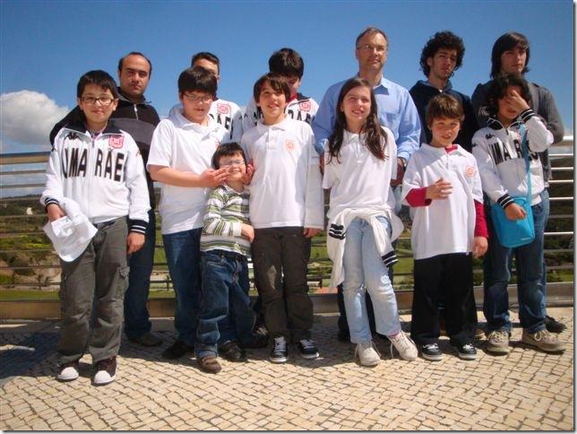 Campeonatos Nacionais de Jovens 2010 - GDR Os Amigos de Urgezes