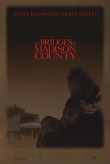 Poster Los puentes de Madison