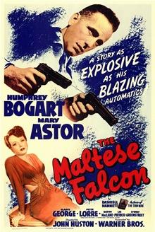 Poster El halcon maltes