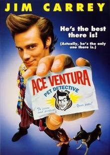 Poster Ace Venura