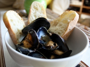 Recipe quick classic french mussels by the carnivore and for French starters vegetarian