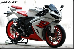 Vixion Modification 11