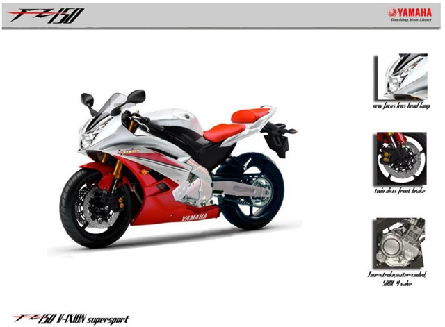 Contoh Modifkasi Vixion Model Moto GP ( Full Fairing & Body Model  title=