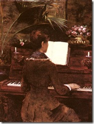 Abbema Louise_At the Piano