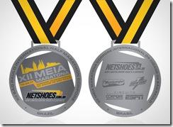 Medalha - - Meia Maratona Corpore
