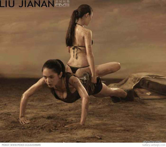 Female Martial Art