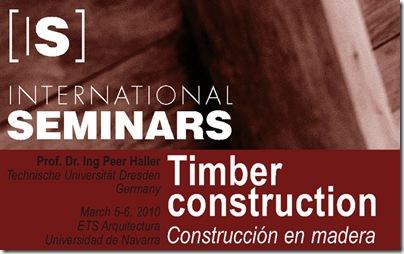 seminario arquitectura madera