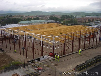 Red de autores - Estructura madera laminada ...