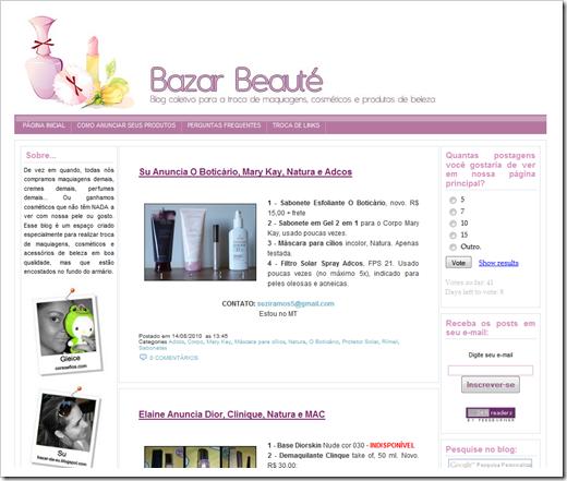 Bazar Beauté