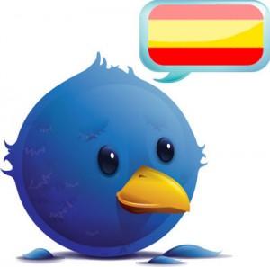 Twitter em espanhol