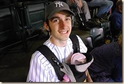09-24-09 Linnea at Yankees Game, etc 005