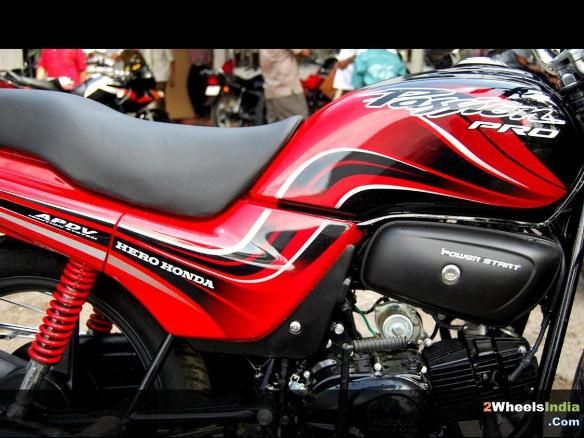 honda passion pro price in india