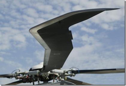 blue edge rotor blade