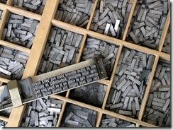 Typograf bogstaver