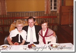 Inges bryllup 1979