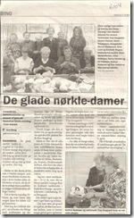 Nørkle-damer