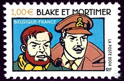 Blake-Mortimore Stamp