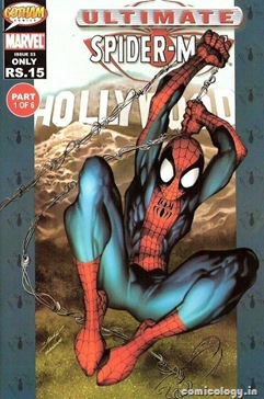 Ultimate Spiderman 33
