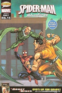Spiderman Advts 06