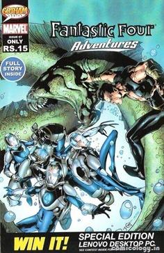 Fantastic Four Advts 07