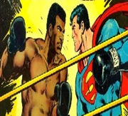 Mohammad Ali Vs Superman
