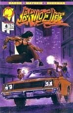 Bruce Lee Comics - Malibu 04